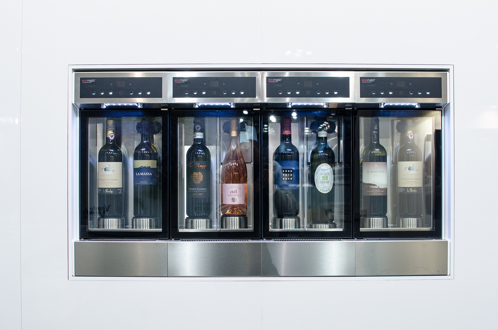 design wijndispenser enoone