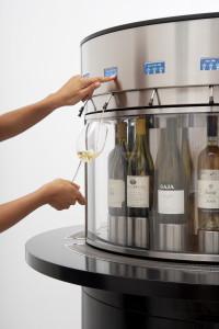horeca wijn serveersysteem