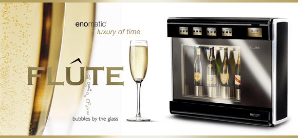 Flute Wijn Dispenser Luxe